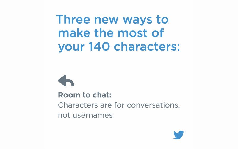 Twitter to exempt username and media attachments from its signature 140-Character limit