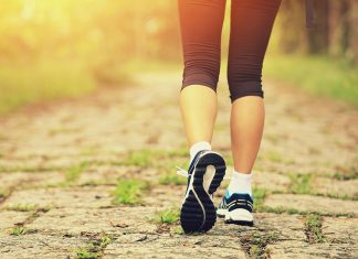 Beware! Walking style can tell if a person is in aggressive mood