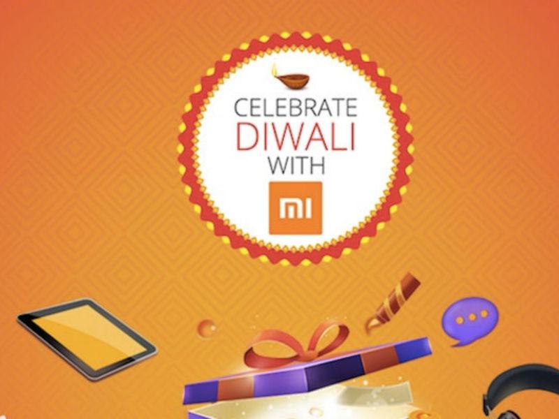 Celebrate Diwali with Mi