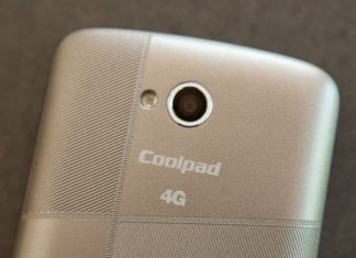 Coolpad smartphone