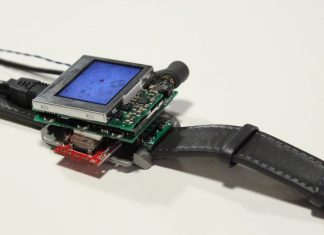 joystick like interface invented for smartwatch