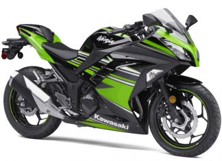 Kawasaki Ninja 300 KRT
