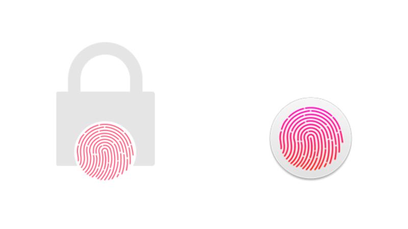 MacBook Pro Fingerprint