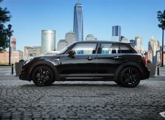 Mini Cooper S Carbon Limited Edition