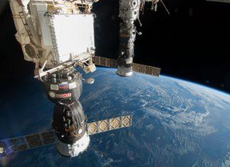 NASA Soyuz spacecraft