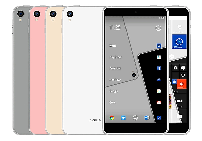 Nokia D1C Android Smartphone