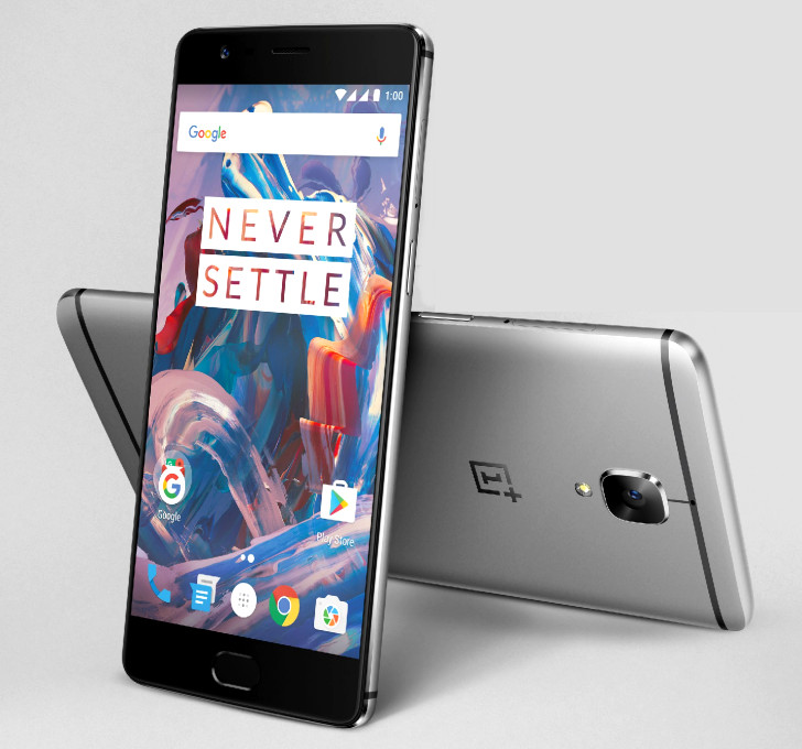 OnePlus 3T smartphone with four other variants leaked online: Here's the detail