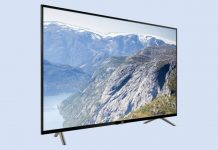 TCL 65-inch P1 Smart LED TV