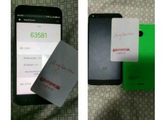 Xiaomi Meri Leaked Pic