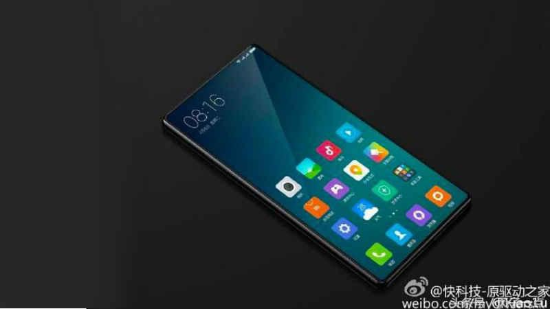 Xiaomi Mi Note 2 weibo
