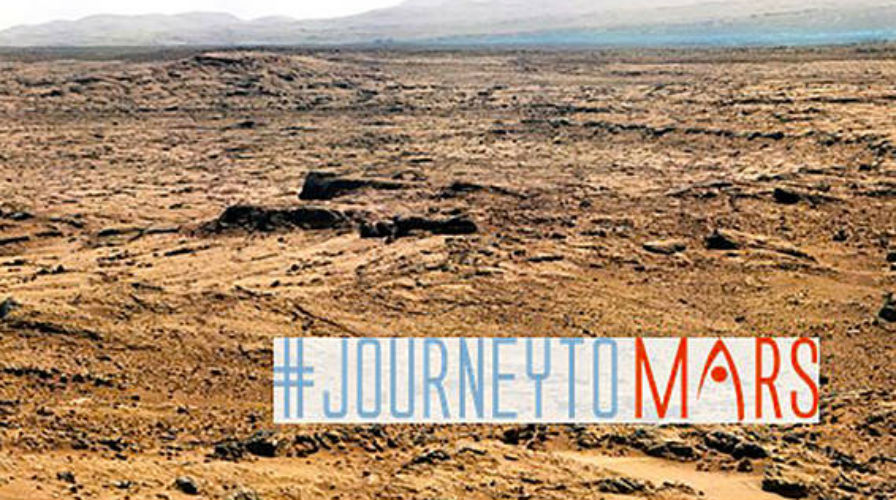 This is how NASA will harness resources from solar system on Journey to Mars