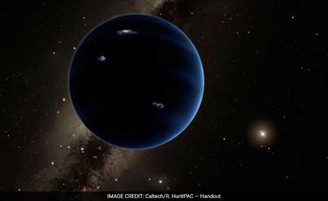 Scientists blame unseen Planet Nine for the tilt in our Solar System