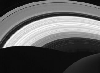 Watch Saturn rings in daylight as NASA Cassini captures them from night side