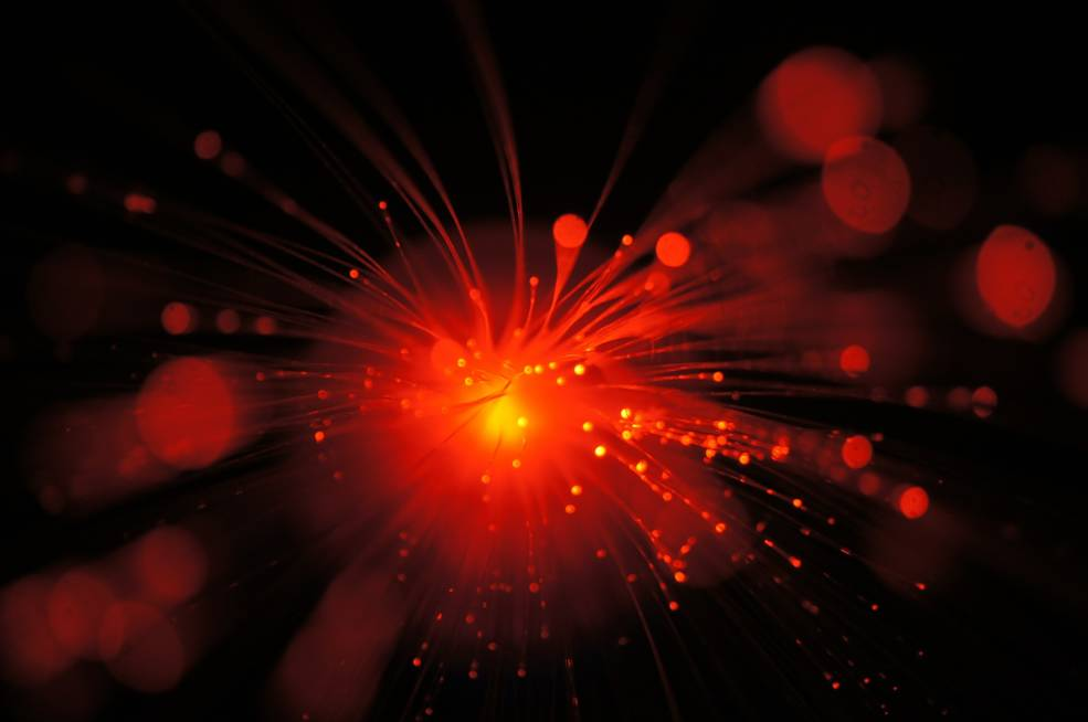 Researchers teleported the quantum state of a photon more than 3.7 miles in city cables