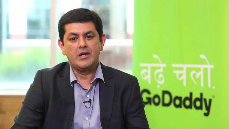 GoDaddy exMD Rajiv Sodhi
