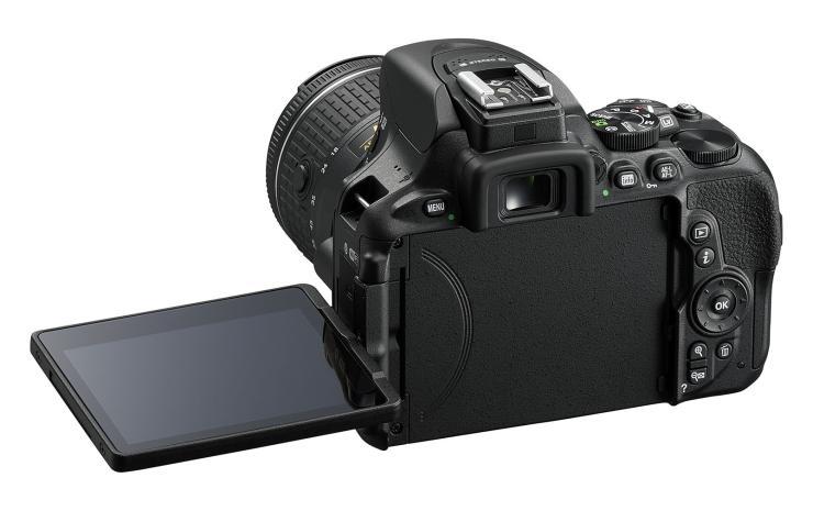 Nikon D5600 DSLR Announced With Bluetooth