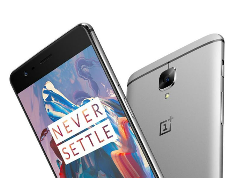 OnePlus 3T will launch on Nov 3