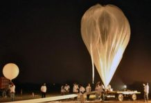 TIFR releases weather baloon