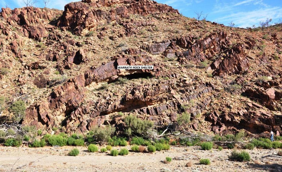Warratyi rock shelter