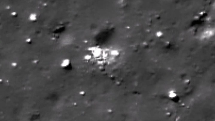 Alien mega structure on Moon is a proof that aliens exist: UFO Sightings
