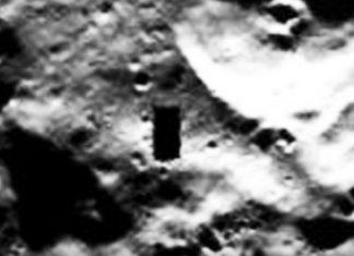 Alien Doorway on planet Mercury discovered by UFO hunters, Watch Video