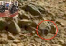 Final Proof of Alien Life: Artificial Wheel with Axel found on Mars, Watch Video