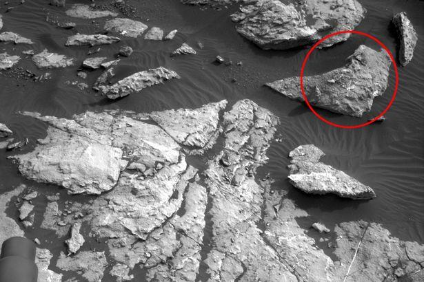 Proof of aliens: Women walking of Mars spotted, Watch Video