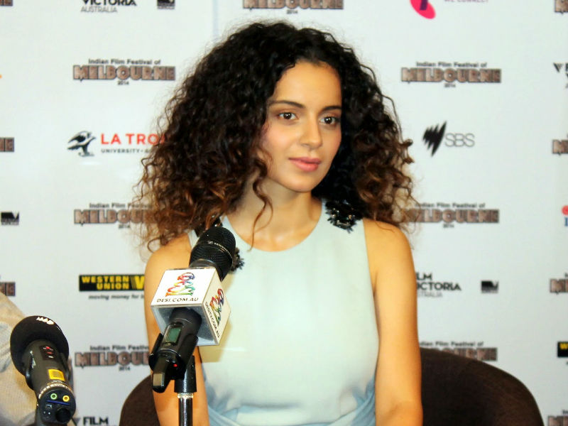 Is Kangana Ranaut actually highest-paid actress in India? 'It's no one's business,' she says