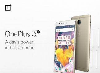 OnePlus 3T Soft Gold Variant
