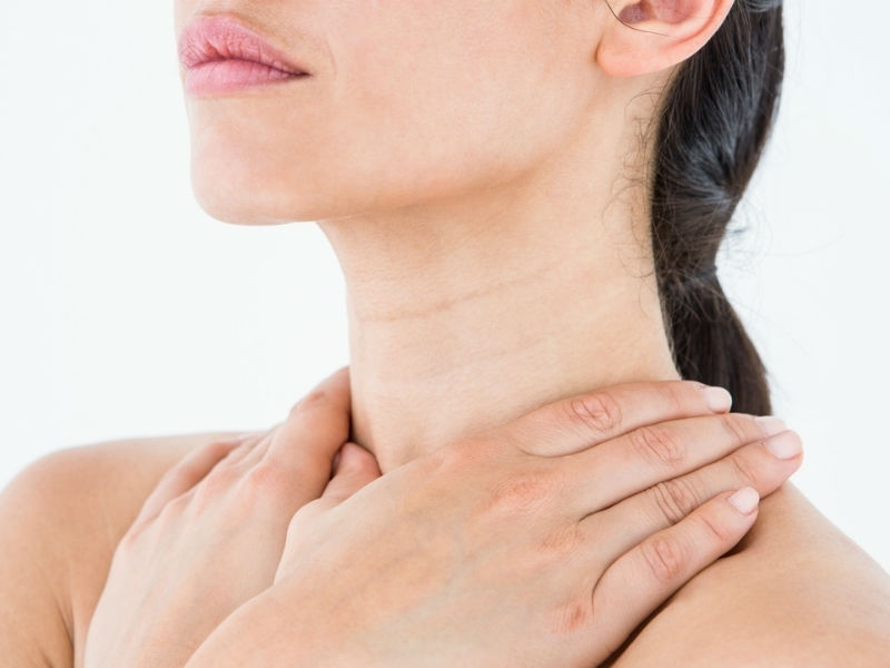 Thyroid disorder Types Symptoms and Prevention