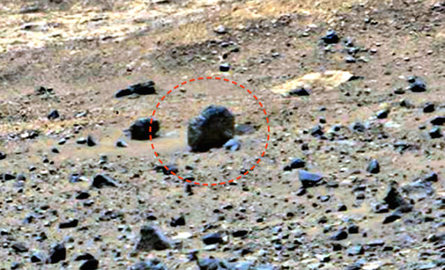 Aliens exist? UFO hunters find Knight Templar face on Mars