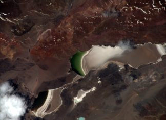 Watch: French astronauts shares stunning pic of longest mountain range Andes from ISS