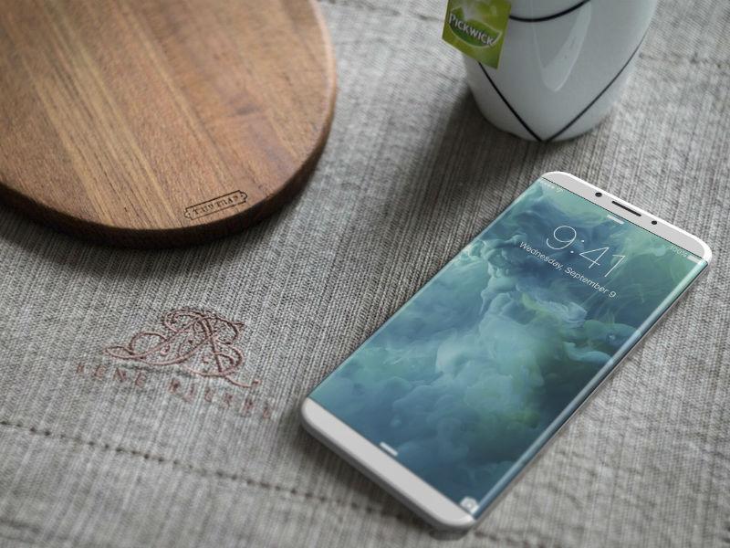 iPhone 8 concept. Image credit: Veniamin Geskin
