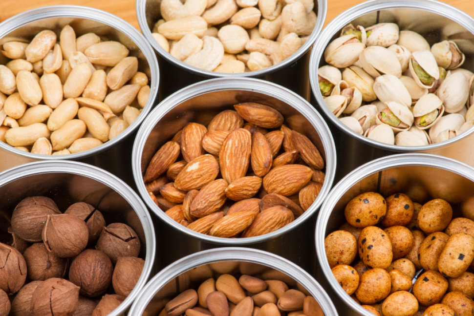 Consuming handful of nuts each day can keep doctors away
