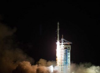China blasts Long March 2D rocket carrying TanSat carbon-monitoring satellite