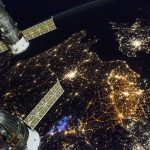 NASA shares breathtaking night time image of Western Europe captured from ISS