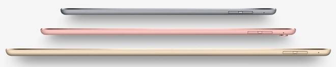 Apple iPad 2017 variants