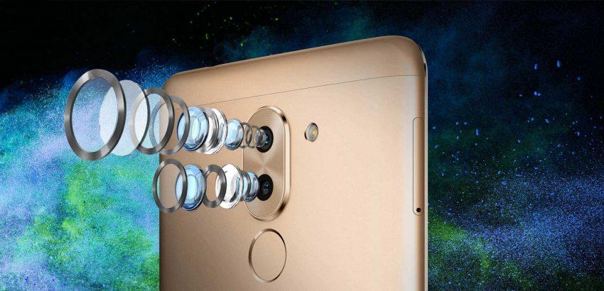 Honor 6x Dual camera lens
