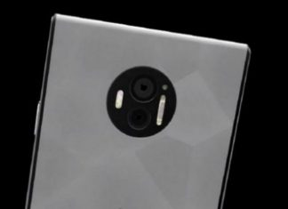 Nokia C1 camera