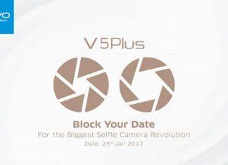 Vivo V5 Plus India