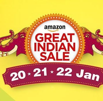 Amazon Great Indian sale ends today, take a look on the offers of the last day