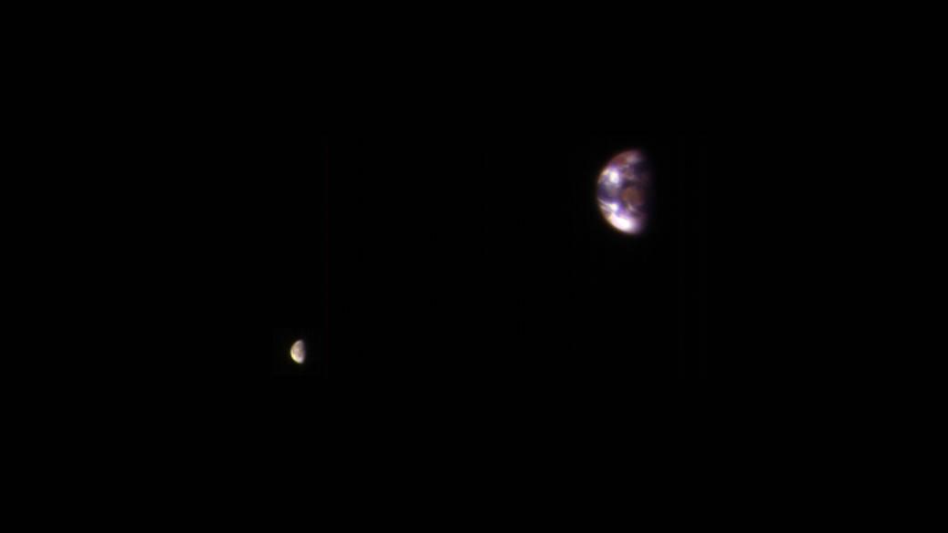 moon shots of earth and mars - photo #6
