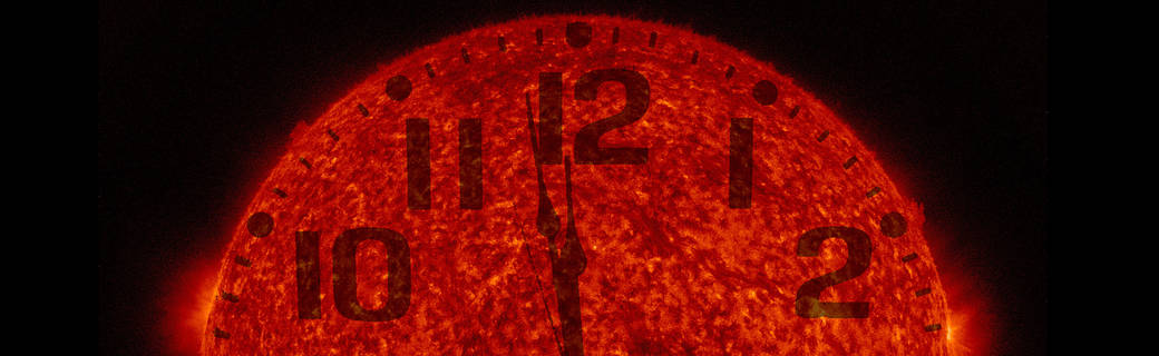 Space Timekeeping: NASA's SDO Adds Leap Second to Master Clock