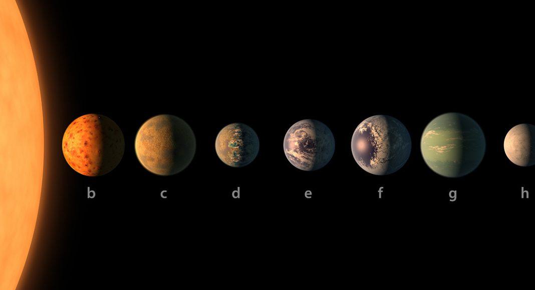 7 exoplanet