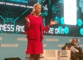 Chief Executive Officer at IBM Ginni Rometty