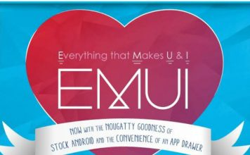 EMUI 5 Android 7 Nougat