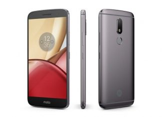 Motorola Moto M Grey