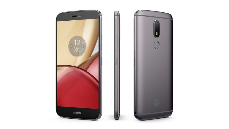 motorola moto m in grey colour variant to launch today via