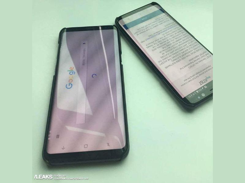Samsung Galaxy S8 leaked by Slashleaks