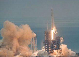 Space X Falcon9